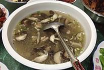 姑姑的家常菜:香菇肉片汤的做法