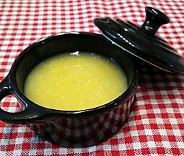 棒子渣粥(玉米渣)的做法