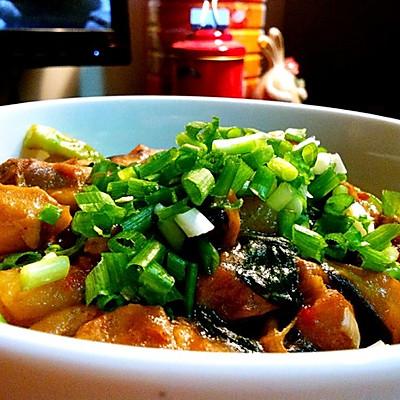 土豆黄焖鸡
