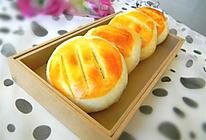 红糖糯米粉馅老婆饼的做法
