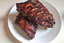 烤猪肋骨--宴客菜的做法