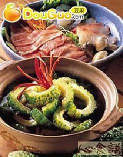 酱色火锅的做法