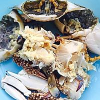 香辣酱炒螃蟹(超详细步骤)的做法图解8