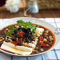 酥皮蘸汁豆腐的简单做法