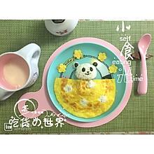 小熊蛋包饭
