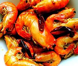 麻辣罗氏虾的做法