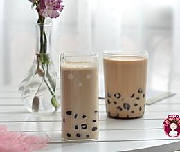 #合理膳食  营养健康进家庭# 红糖珍珠奶茶的做法