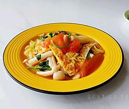 海味蚝香什锦汤的做法