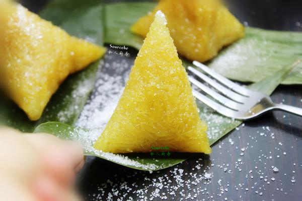端午节,带你吃传统的碱水粽的做法