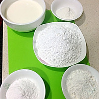 芒果椰香糯米糍的做法图解2