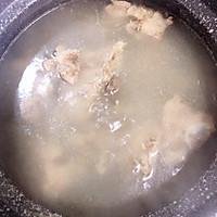 #好吃不上火# 养生芋头排骨汤的做法图解7