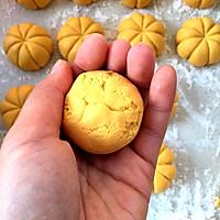 南瓜粘豆包的做法图解6