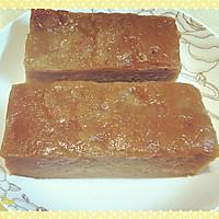 自制红糖糯米年糕的做法图解9