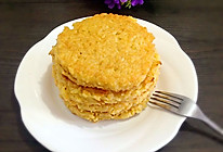 米饭煎饼#快速早餐#的做法