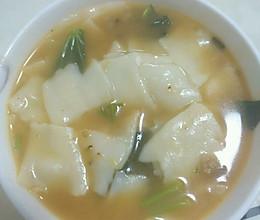 地道新疆味:暖心暖胃的揪片子汤饭的做法