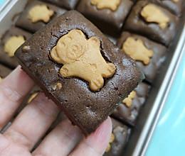 #舌尖上的端午#巧克力酱布朗尼的做法