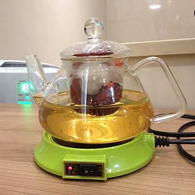 龙眼红枣枸杞茶