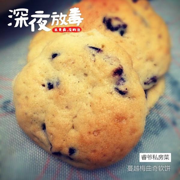 【详细】蔓越梅曲奇软饼干
