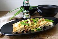 风味红葱豆腐#鲜香滋味,搞定萌娃#的做法