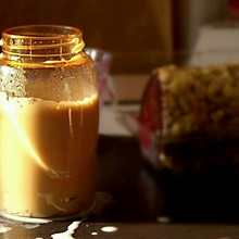 香浓锅煮奶茶