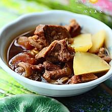 土豆咖喱炖牛肉
