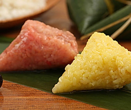 甜粽子和咸粽子都过时了!鲜果粽子才是王道的做法