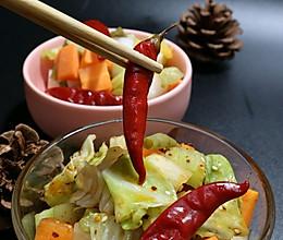 (戚厨小馆)课堂课程四川泡菜和跳水泡菜的制作的做法