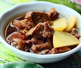 土豆咖喱炖牛肉的做法