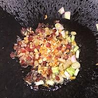 广式腊味糯米饭的做法图解2