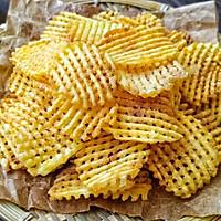金黄脆薯格的做法图解9