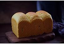 一次性发酵斑斓汁土司的做法