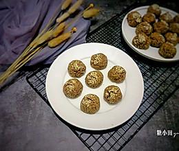 #年味十足的中式面点#全麦糕点的做法
