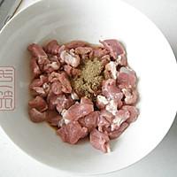 ——洋葱孜然羊肉#十二道锋味复刻#的做法图解4