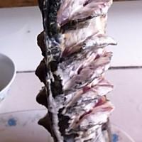 糖醋鲤鱼的做法图解3