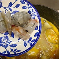 #好吃不上火#螃蟹年糕汤的做法图解6