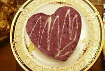 山药紫薯糕:当紫薯遇到山药,也是美翻啦的做法