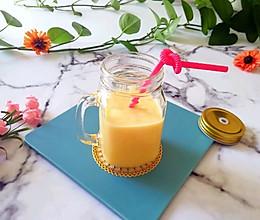黄桃奶昔#炎夏消暑就吃「它」#的做法
