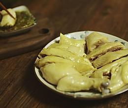 做一只超正经的白切鸡的做法