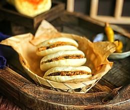 #今天吃什么#早餐一定要吃的白吉馍的做法