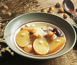 苹果雪梨汤的做法