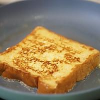 创意早餐|经典法式黄油吐司#花10分钟,做一道菜!#的做法图解4