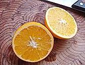 橙碗蒸蛋的做法图解2