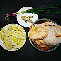#餐桌上的春日限定#春笋焖鸡的做法图解1