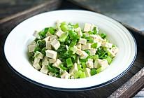 #花10分钟,做一道菜!#小葱拌豆腐的做法