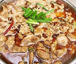 羊肉火锅(冬季羊肉暖锅)的做法