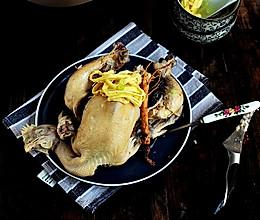 韩式参鸡汤--#铁釜烧饭就是香#的做法