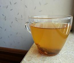 红参蜜——参茶的做法