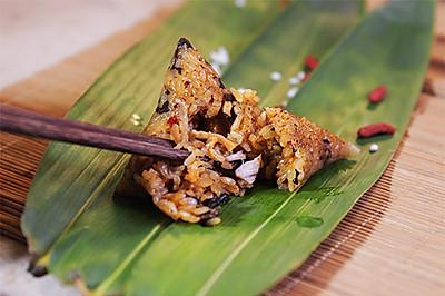 螺蛳酸笋肉粽