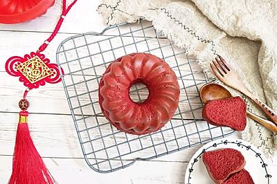 紅絲絨戚風蛋糕