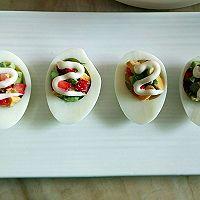 鸡蛋沙拉#急速早餐#的做法图解5